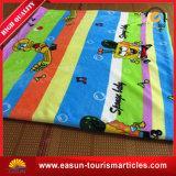 飛行機の航空会社航空会社旅行毛布のアクリル系毛布のための専門の羊毛毛布