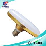 Lâmpada do diodo emissor de luz do UFO do Saucer de vôo do cogumelo