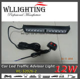 12 de Lichten van de Adviseur van het Verkeer van de LEIDENE Waarschuwing van de Vrachtwagen