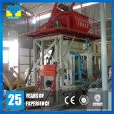 Bloque hueco concreto de Materil de la construcción que hace la maquinaria