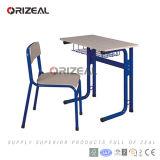 Desktop de inclinação ajustável para a mobília de escola