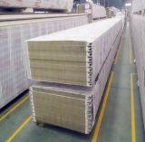 Sala limpia panel de lana de Panel Sandwich, Roca para el Hospital / Medicina Industria / Alimentos