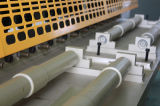 CNC 관제사 유럽 기준을%s 가진 Kingball 고품질 깎는 기계 (QC11K-16X4000)