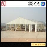 Tenda impermeabile della festa nuziale della tenda beduina poco costosa da vendere il coperchio di PVC bianco