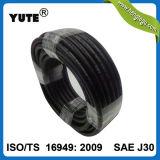 """3/8の"""" Yuteの専門オゾン抵抗力がある適用範囲が広いSAE J30r9燃料ホース"""