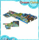 >IndoorのPlaygroundrの柔らかいおもちゃの子供装置