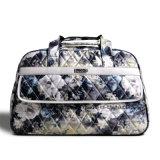 Sac de course de configuration d'impression de mode, sac occasionnel de bagage, sac de molleton de sport avec la courroie d'épaule
