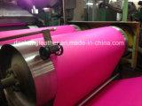 Cuero del PVC del Faux de la alta calidad para la cubierta de asiento de coche (DS-306)