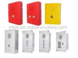 Telefone Emergency de SIP/VoIP, telefones do quarto desinfetado, telefone da porta