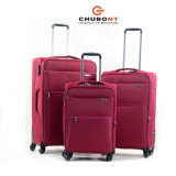 Chubont熱い販売法4PCSの紡績工は柔らかい旅行荷物を動かす