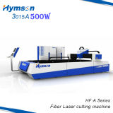 500 Watt CNC-Faser-Laser-Ausschnitt-Maschine für Metalle