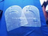 コックのコックの一定のプラスチックまめのパッキングのための明確なフォールドのまめのパッキング