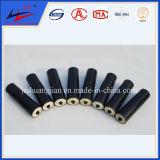 Rolante de nylon de plástico duplo de nylon com rolo de HDPE com boa resistência à corrosão