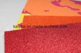 Atacado Folha de espuma EVA Glittering colorido para artesanato