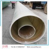 Tubo de agua de irrigación de la agricultura del tubo de succión del socket GRP del tubo de FRP