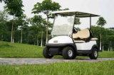 2後部Seaterの電気ゴルフ車と2前部Seater