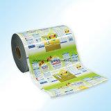 Tipo económico impresora de la pila de papel de rodillo flexográfica
