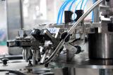 Máquina de etiquetado de línea de llenado de aerosol completamente automática