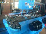 Máquina acanalada del tubo del extractor plástico de Guotai