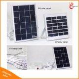 30 lámpara solar de interior solar de interior accionada solar de la luz 60LED de la luz del jardín del LED para la iluminación casera