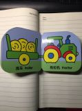 Mini impresión del libro Pocket de libro del Hardcover
