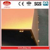 Panneaux de revêtement en aluminium de matériaux décoratifs intérieurs