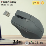 drahtlose Spiel-Maus des Laptop-2.4GHz mit Nano USB-Empfänger
