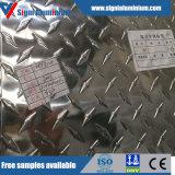 5083/5052/3005 Aluminium Geruit Plaat/Blad