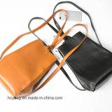 다기능 책가방 숙녀 어깨에 매는 가방 형식 끈달린 가방 여자 유행 PU 간단한 부대