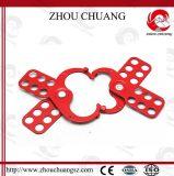 Sécurité en acier économique de crochets de cadenas du Hasp 6 facilement utilisée