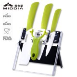Cocina Items/Kitchen Implements para 5PCS Ceramic Knfie Set