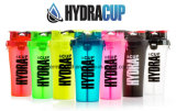 OEM 700ml Botella separadora doble de plástico Shaker BPA libera la taza de Hydra