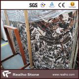Nuove mattonelle di pavimentazione di marmo nere materiali del Jerry per i progetti