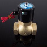 válvula de solenóide de alta pressão de alta temperatura do vapor 2L400-40
