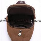 Saco do estilingue do peito da caixa do curso da compra da lona do lazer (CY8853)