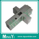 Блок карбида формы изготовленный на заказ машинного оборудования различный для частей прессформы