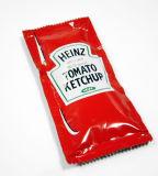 Yj-60cj pequeña máquina de embalaje automática vertical del bolso de la pasta del tomate