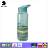 BPA는 손가락으로 튀김 밀짚 Tritan 음료 스포츠 수화 물병 순환 하이킹을 해방한다
