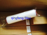 Pall a remplacé toutes les cartouches filtrantes PVDF en fluoropolymère avec PVDF hydrophobe