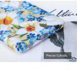 주문품 전화 상자 빛난 꽃 패턴 TPU Smartphone 덮개