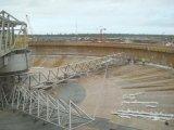 El vertedero de GRP para la minería hecha a mano Pone-para arriba