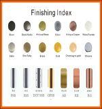 Maniglie di portello ovali del coperchio dell'acciaio inossidabile di prezzi di fabbrica