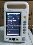 SpO2, NIBP, de Monitor van de Levensteken van Temperaturen (WHY70Bplus)