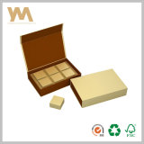 Коробка Jewellery коробки упаковки коробки роскошной коробки золота коробки подарка косметическая