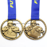 주문 금속 오래된 커트 효력 3D 아이스 하키 스포츠 메달