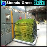 Gramado artificial 20mm com a densidade 16800tuft feita em China