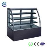 Refrigerador refrigerando do Showcase do indicador do refrigerador/pastelaria do bolo do ventilador de R134A (KT730A-M2)