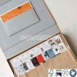 標準的な手細工のペーパーパッキングギフト用の箱