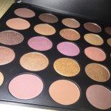 compacto coloreado multi del sombreador de ojos del maquillaje 35color, sombra de ojo al por mayor de los cosméticos Pallette