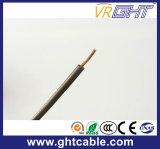 Cable flexible/cable de la seguridad/cable de la alarma Cable/RV (cobre 0.5mmsq)